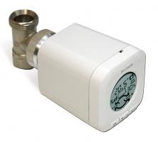 Frontier RV-1341M электронная термоголовка для радиатора отопления
