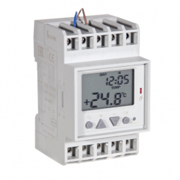 FRONTIER TH-1509 терморегулятор на DIN-рейку