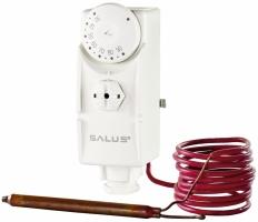 SALUS AT10F накладной терморегулятор