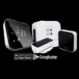 Salus iT500 терморегулятор wifi