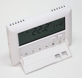 Электронный регулятор температуры батареи отопления Frontier