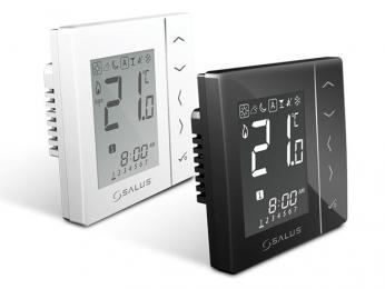 SALUS VS10BRF цифровой встраиваемый термостат